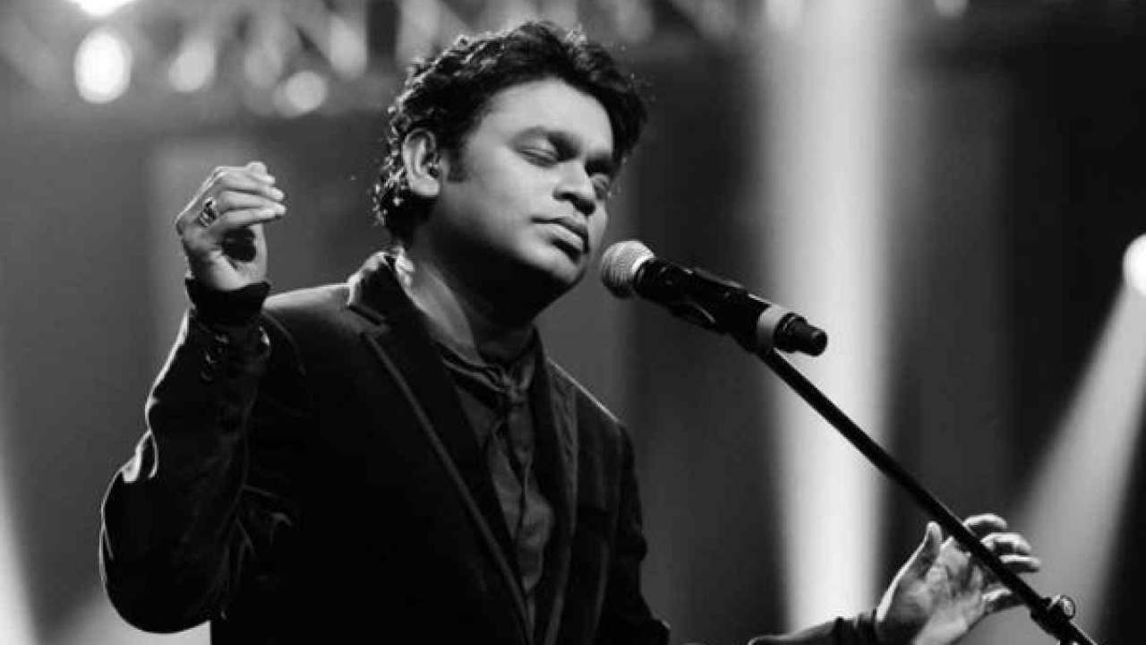 A.R. Rahman Indian Music Director, Singer