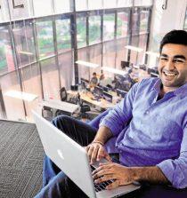 Karvin Bharti Mittal Internet Tycoon