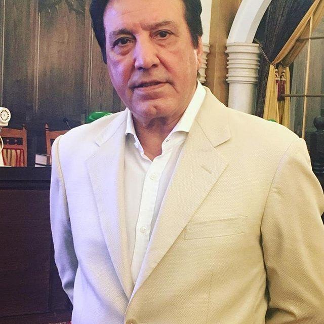 Javed Sheikh Pakistani Actor, Director, Producer