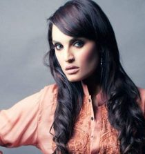 Nadia Hussain  Television actress, model, fashion designer, host and a dentist.