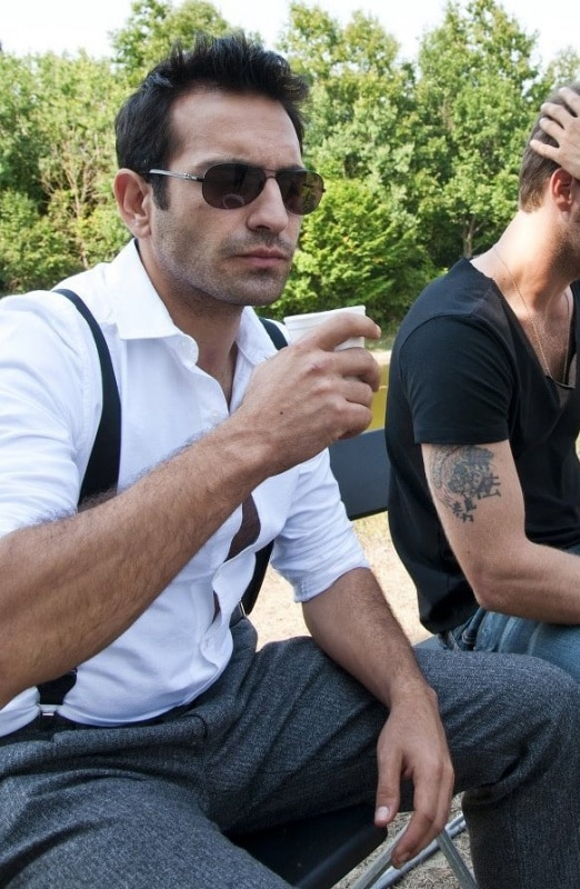 Bugra Gulsoy Turkish Actor, Screenwriter, Director, Graphic Designer, Producer, Architect, Photographer