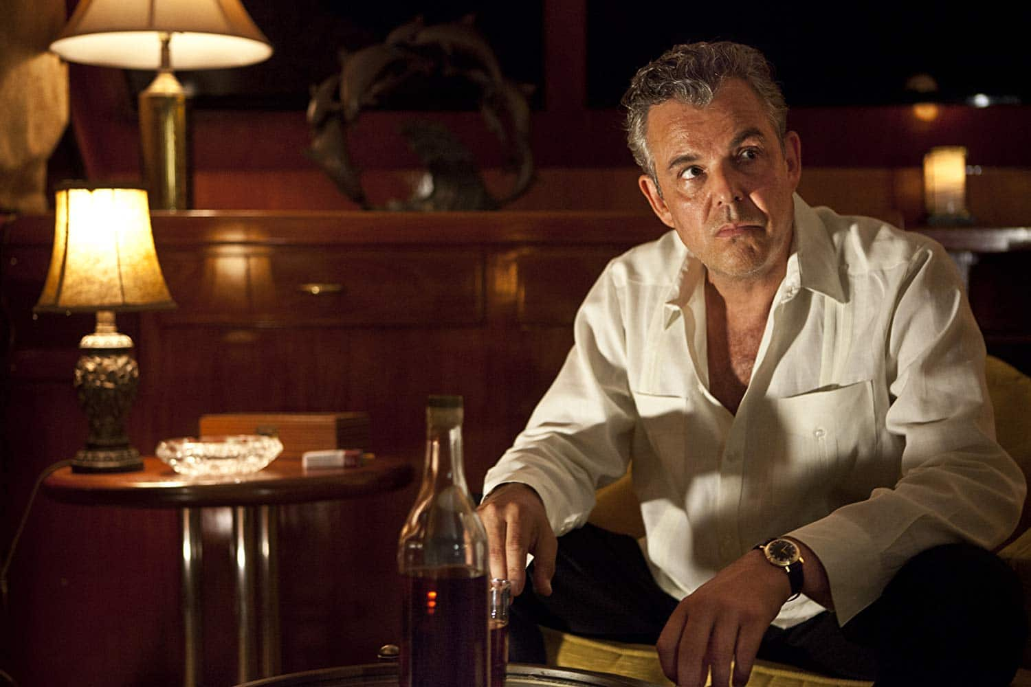 Danny Huston American Actor, Writer, Director, TV Director