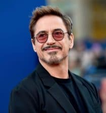 Robert Downey Jr. Actor