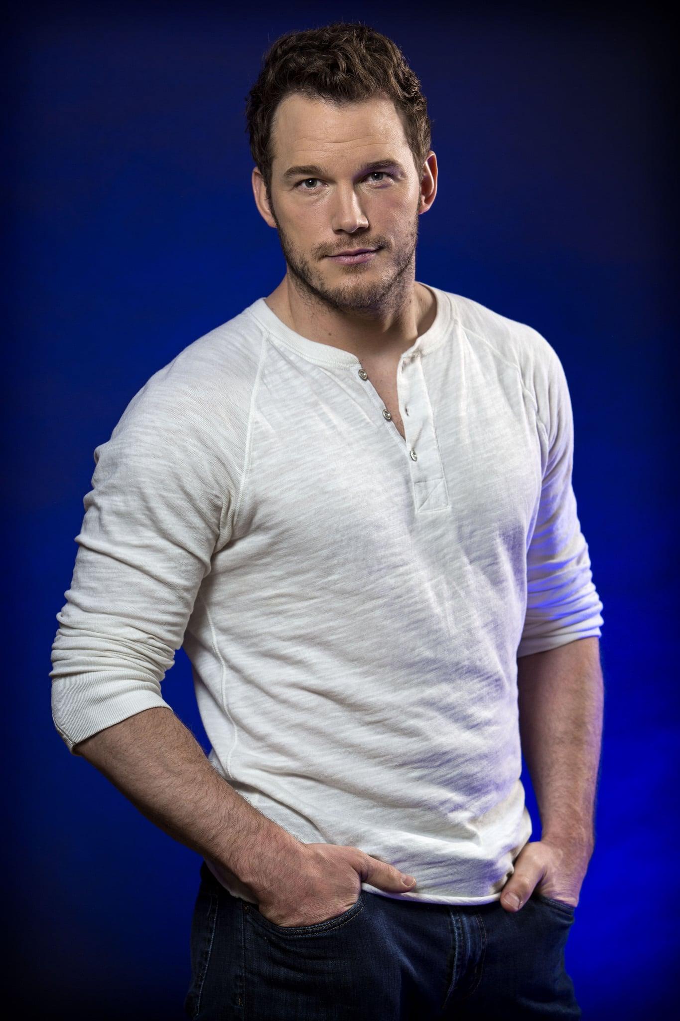 Chris Pratt American Actor