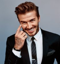 David Beckham English Former Professional Footballer