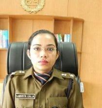 Sangeeta Kalia. Police