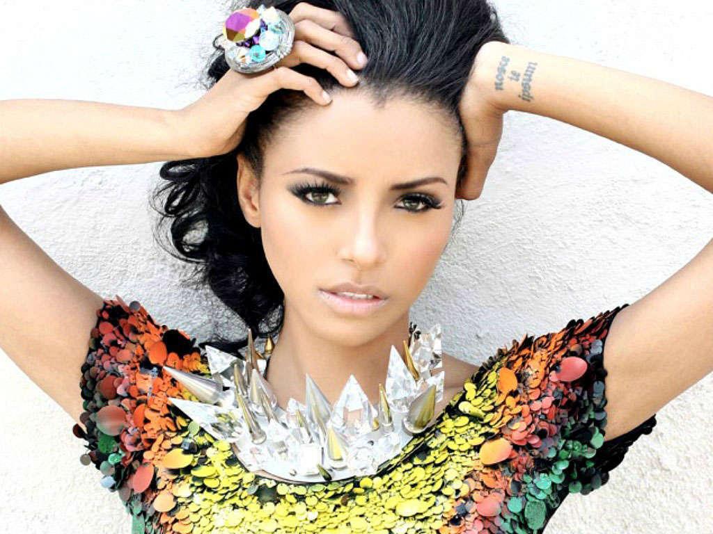 Kat Graham Swiss-American Actress, Singer, Dancer, Model