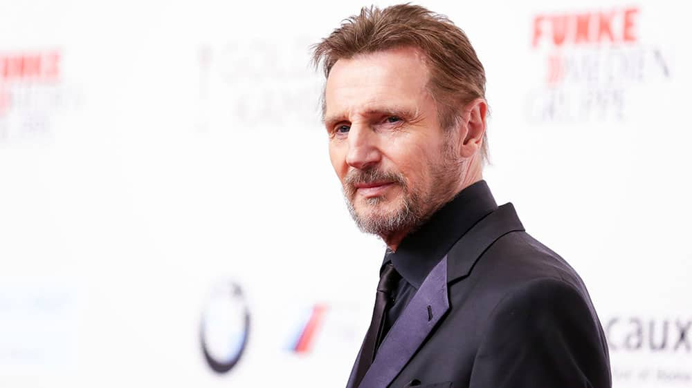 Liam Neeson Northern Irish Actor