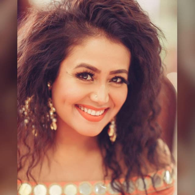 Neha Kakkar Indian Actress, Singer