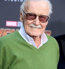 Stan Lee Comic Book Writer, Editor, Publisher, Actor, Television Host