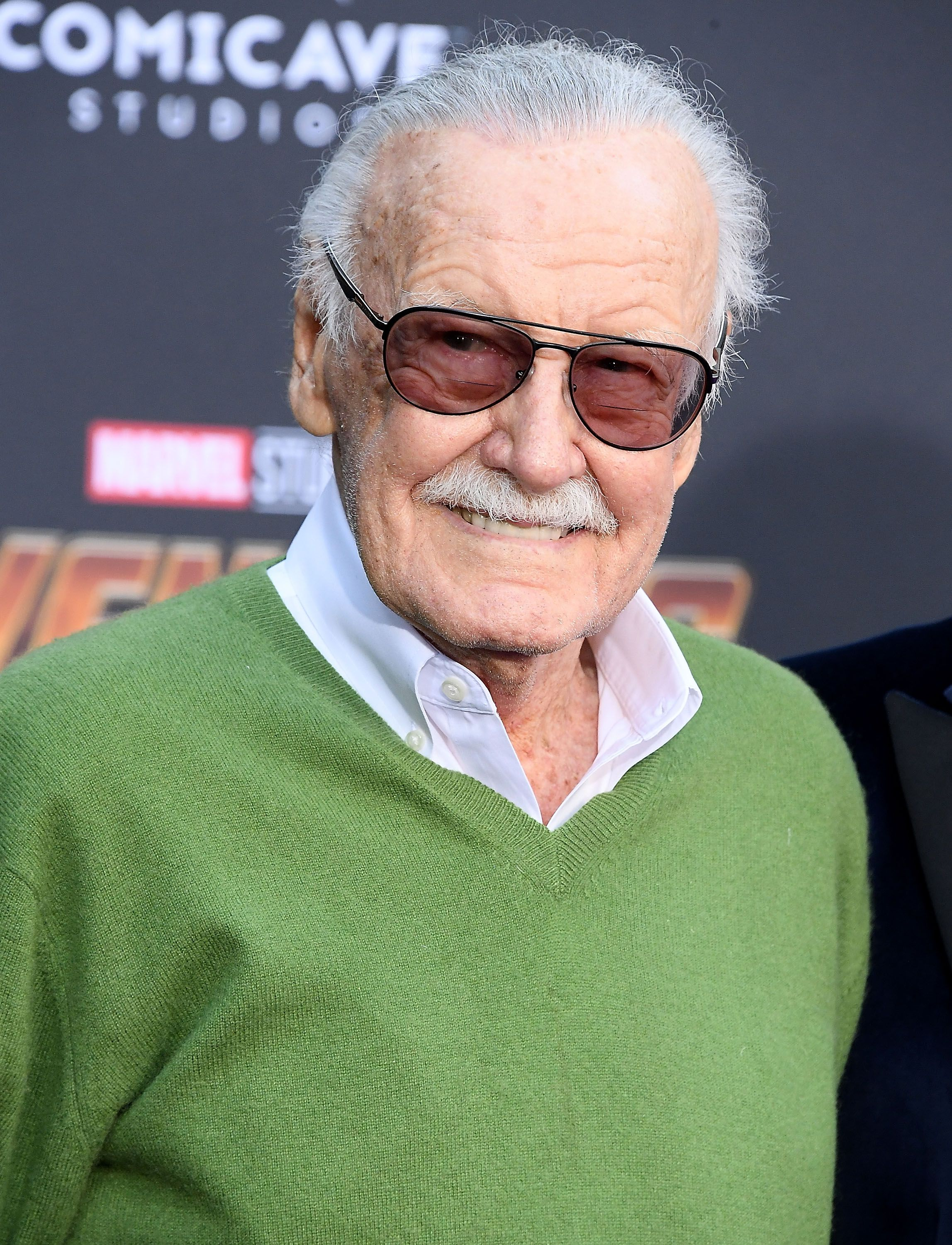 Stan Lee American Comic Book Writer, Editor, Publisher, Actor, Television Host