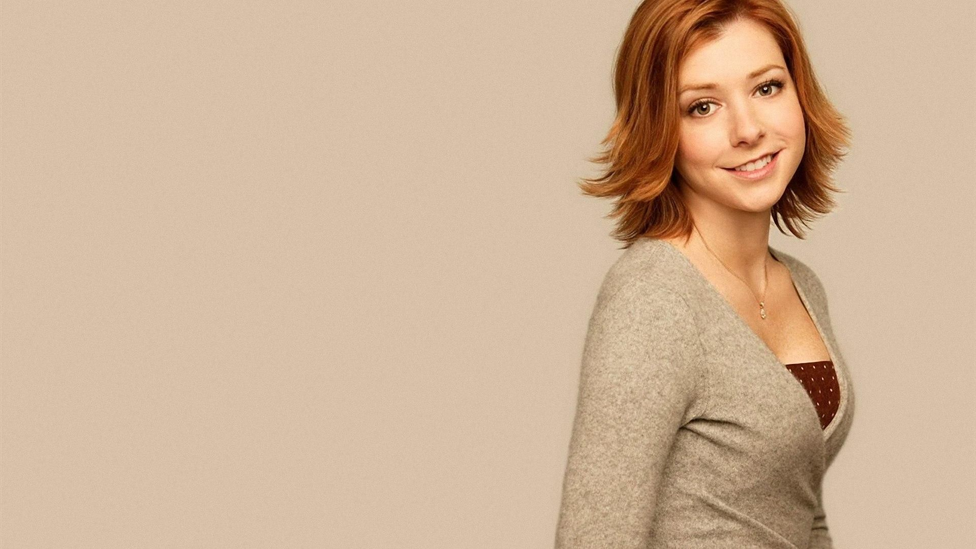 Alyson Hannigan American Actress