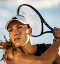Angelique Kerber Professional Tennis Player