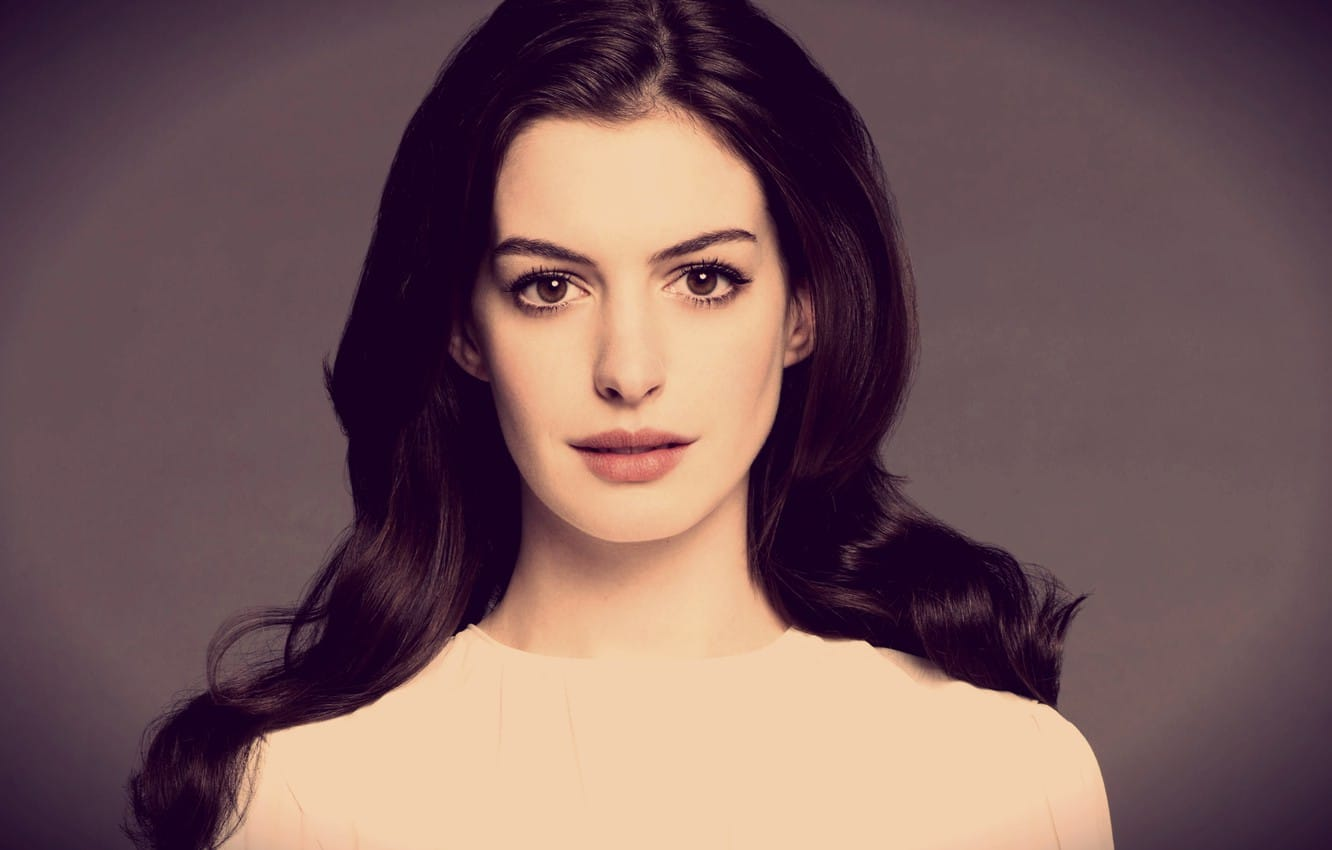 Anne Hathaway  American Actress and Singer