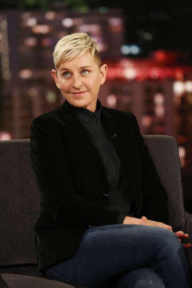 Ellen Degeneres American American comedian, television host, actress, writer, producer
