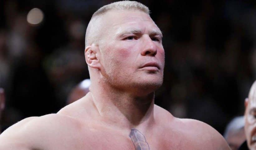 Brock Lesnar  American Professional Wrestler, Mixed Martial Artist
