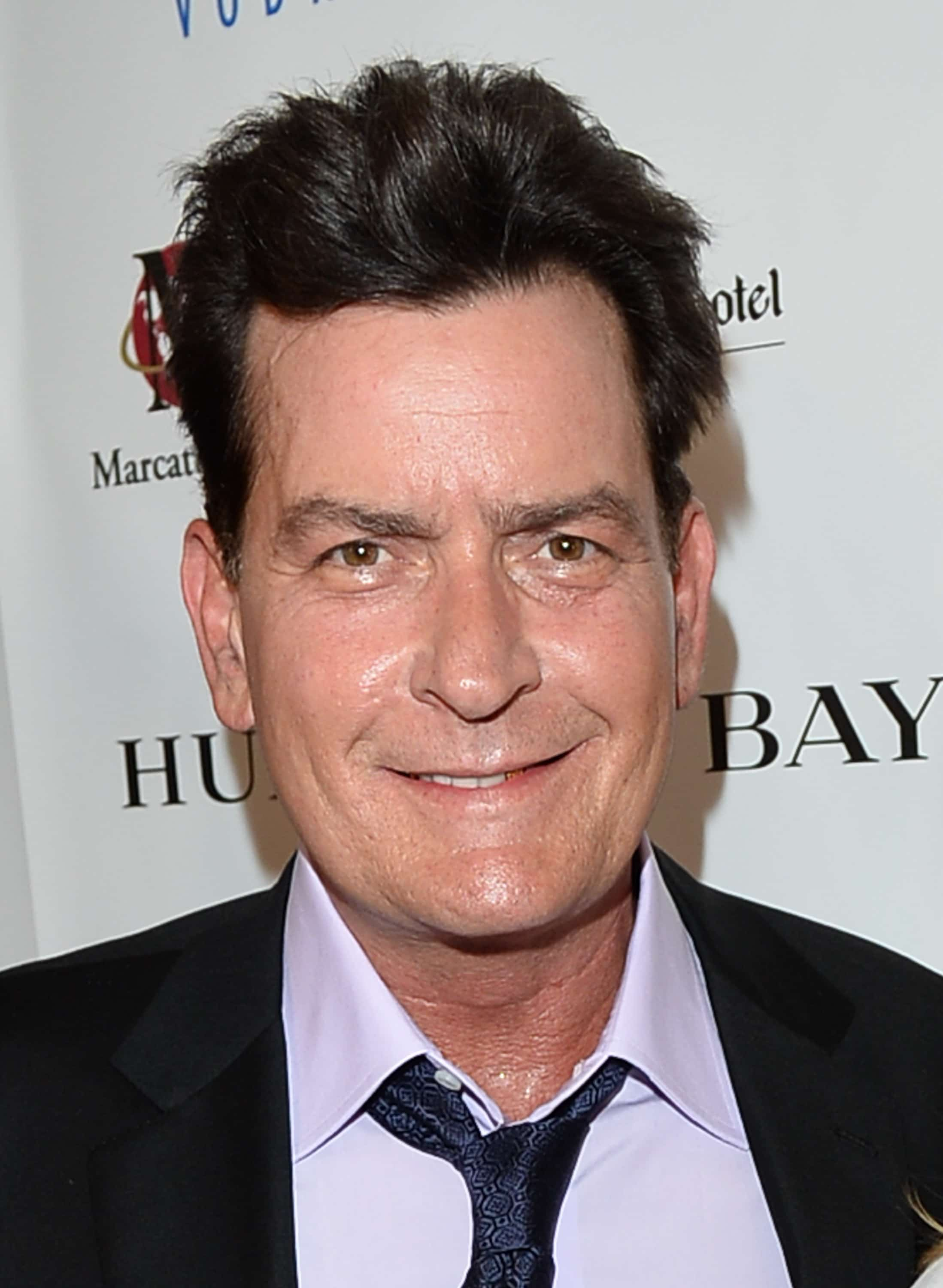 Charlie Sheen American Actor