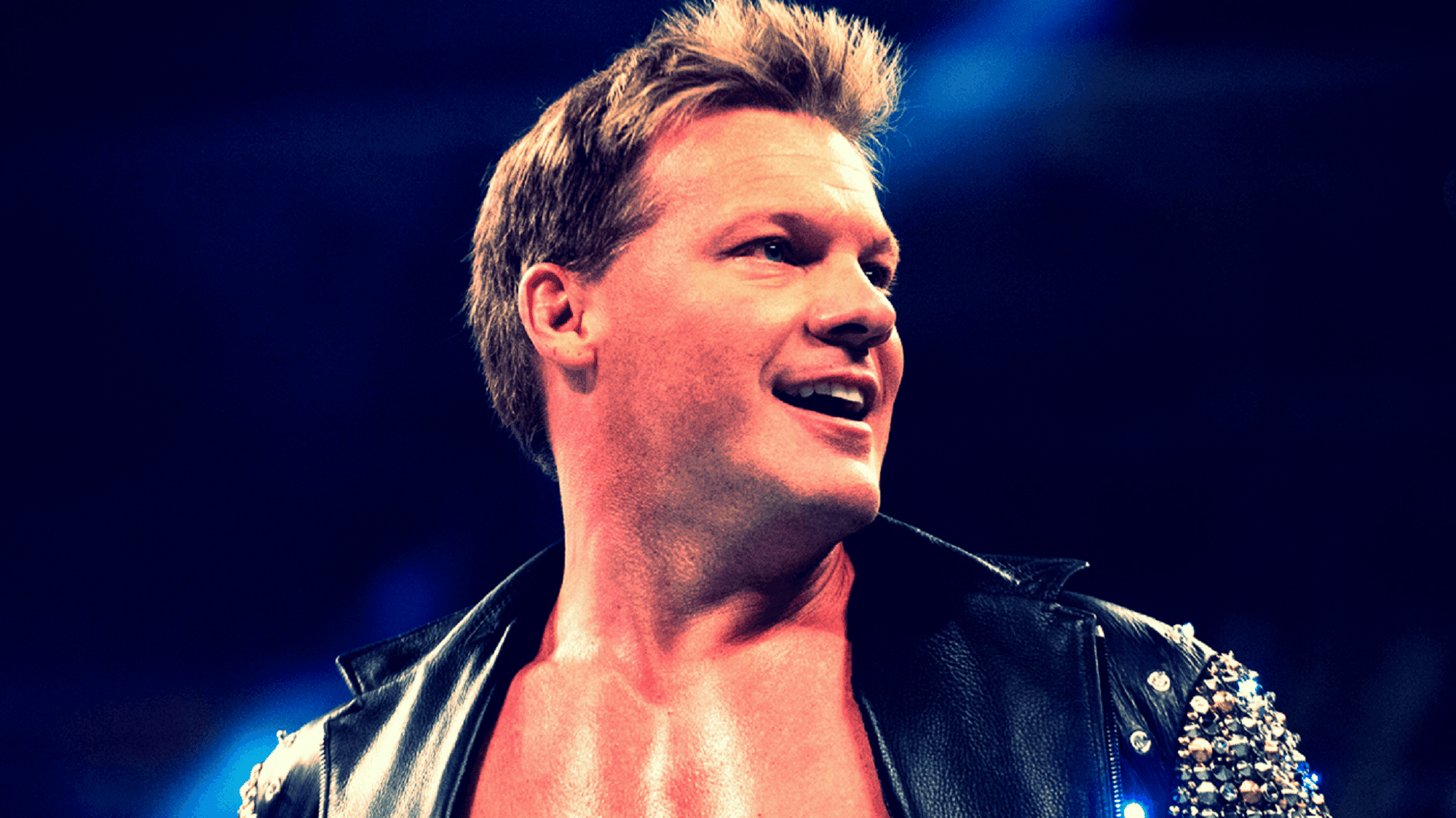 Chris Jericho young