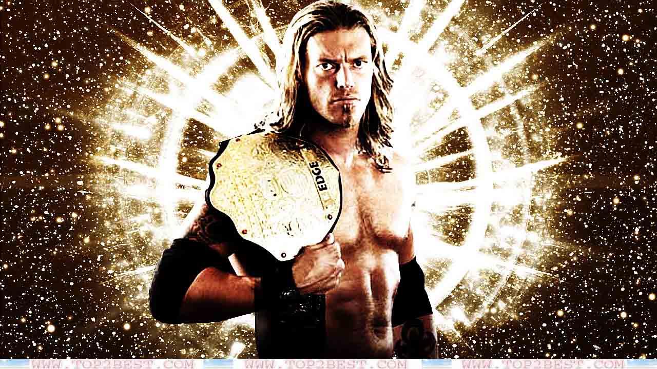 Edge Canadian, American Professional Wrestler