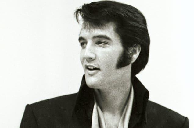 Elvis Presley American Singer