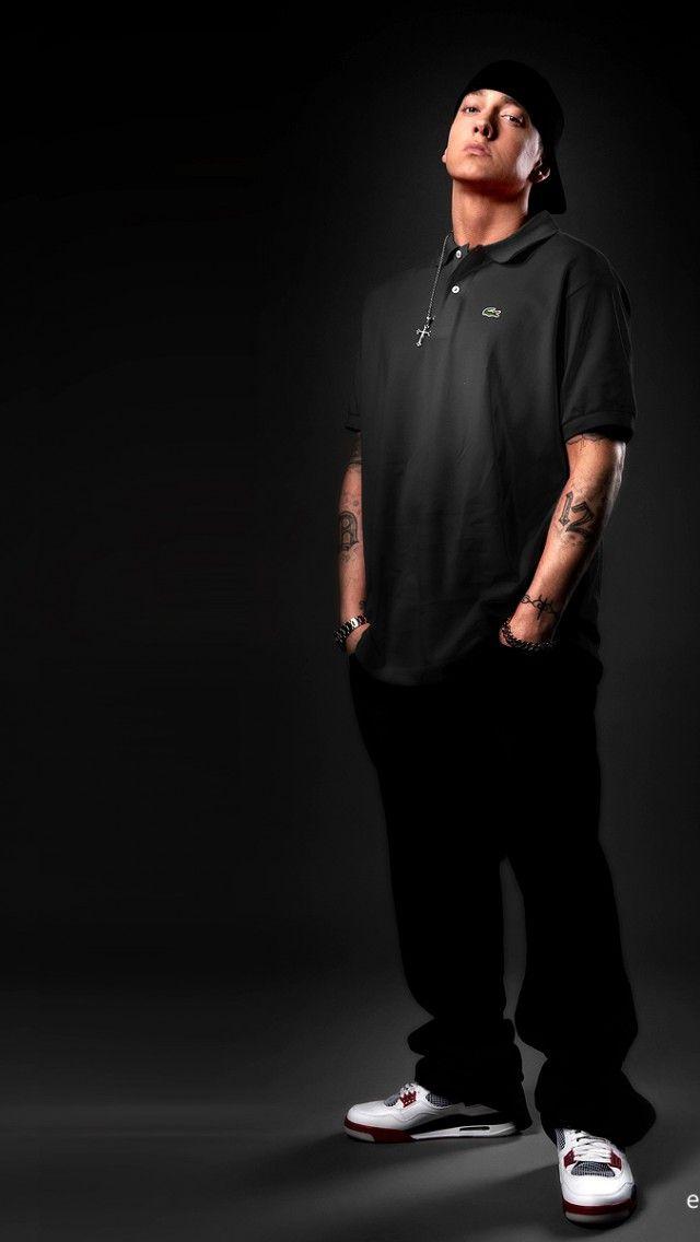 Eminem American Rapper
