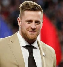 J.J. Watt American Football Player