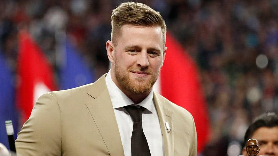 J.J. Watt American American Football Player