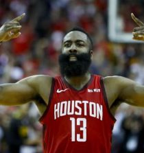 James Harden Basketball Player