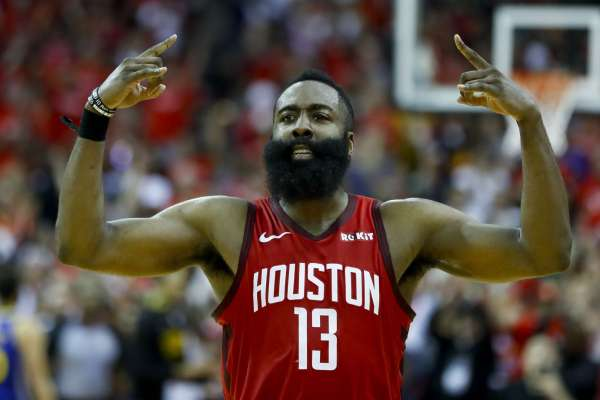 James Harden American Basketball Player