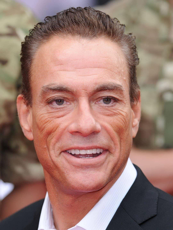 Jean Claude Van Damme Look