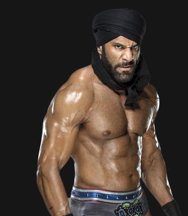 Jinder Mahal Canadian Professional Wrestler