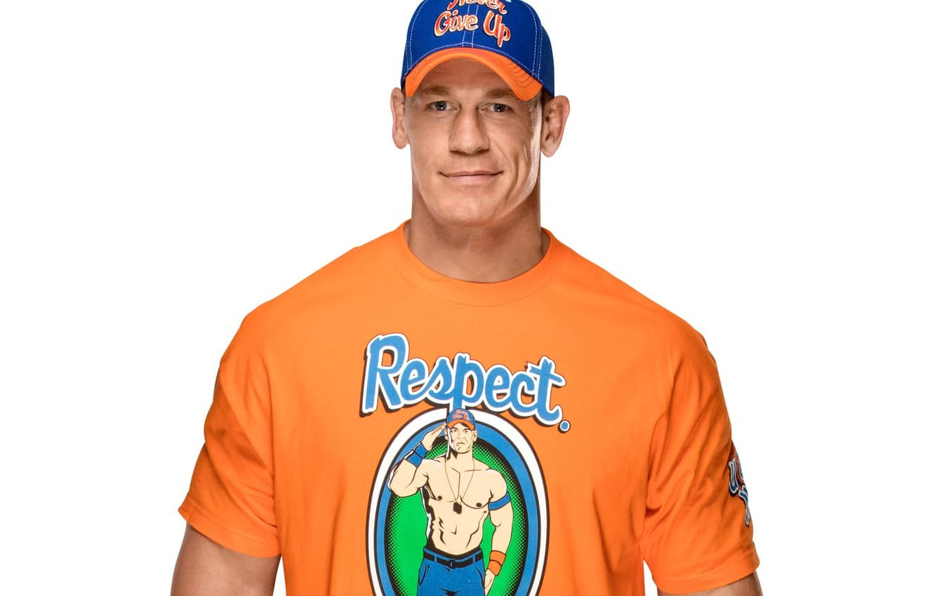 John Cena American Professional Wrestler, Actor, Rapper
