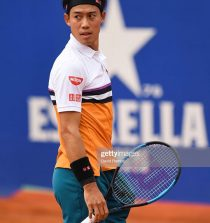 Kei Nishikori Tennis player