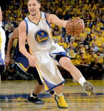 Klay Thompson Basketball Player