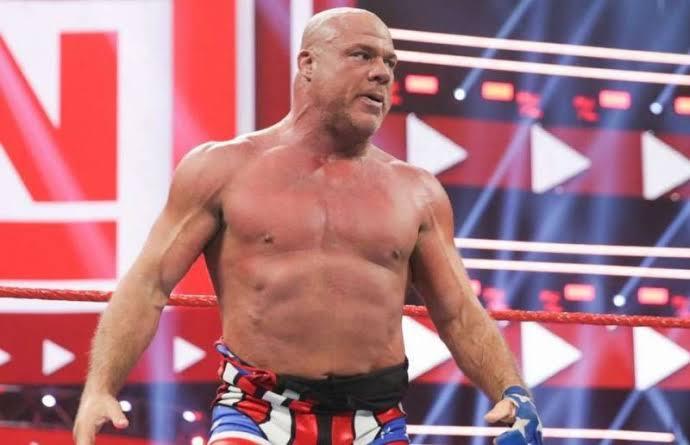 kurt angle  American Professional Wrestler, Actor