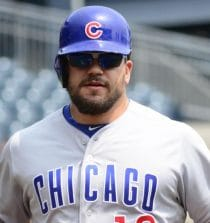 Kyle Schwarber Baseball Player
