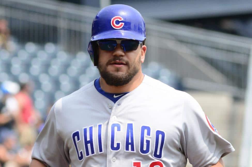Kyle Schwarber American Baseball Player
