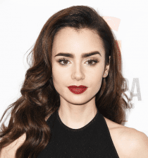 Lily Collins Actress