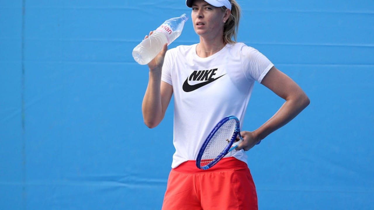 Maria Sharapova Russian Tennis player