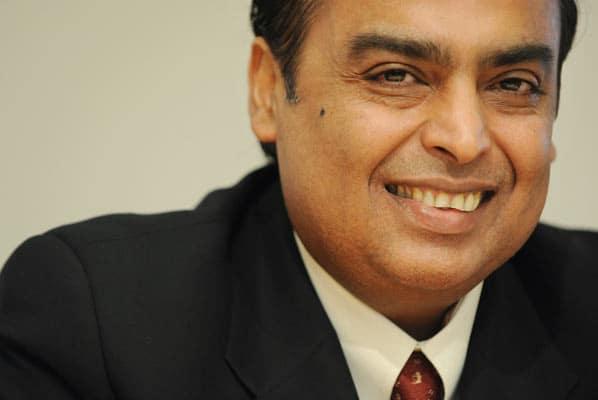 Mukesh Ambani Indian Businessman