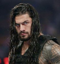 Roman Reigns Professional Wrestler