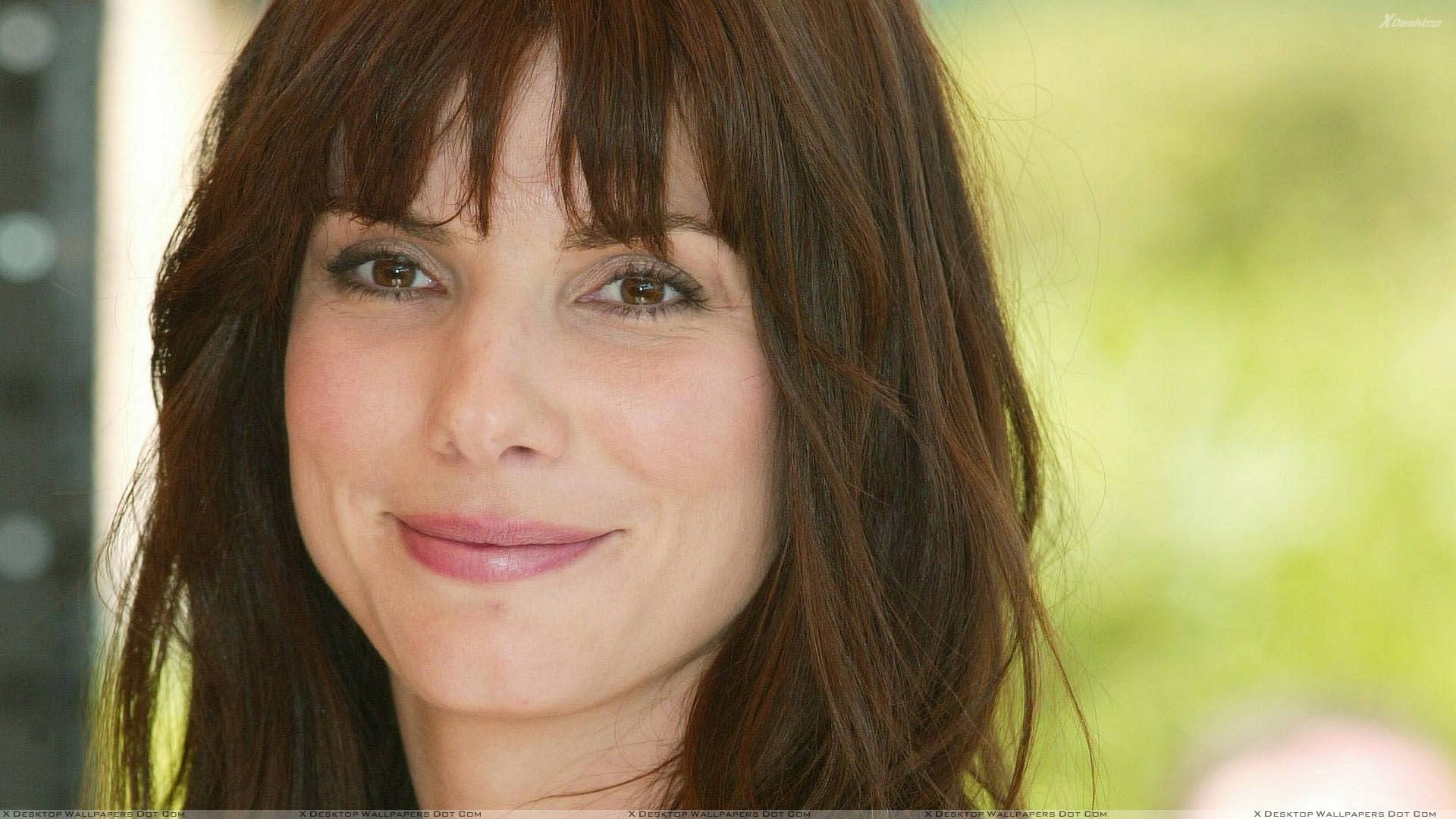 Sandra Bullock  American Actress, Film Producer, Philanthropist