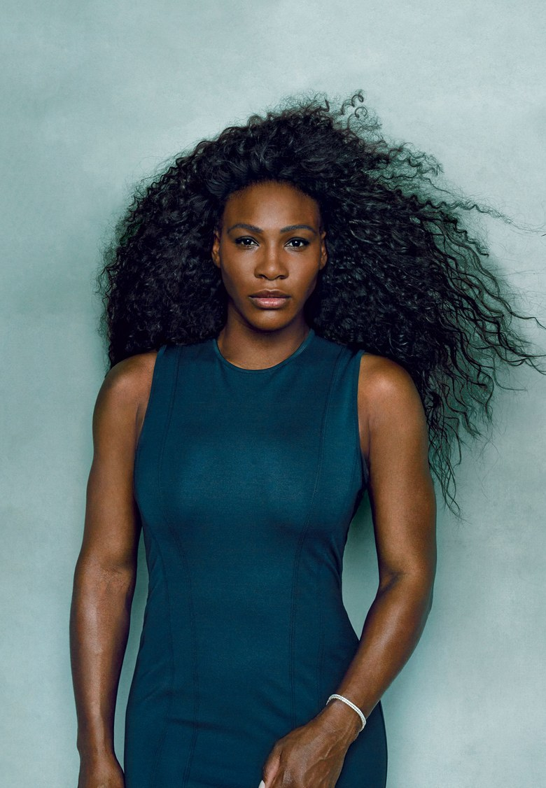Serena Williams American Tennis player