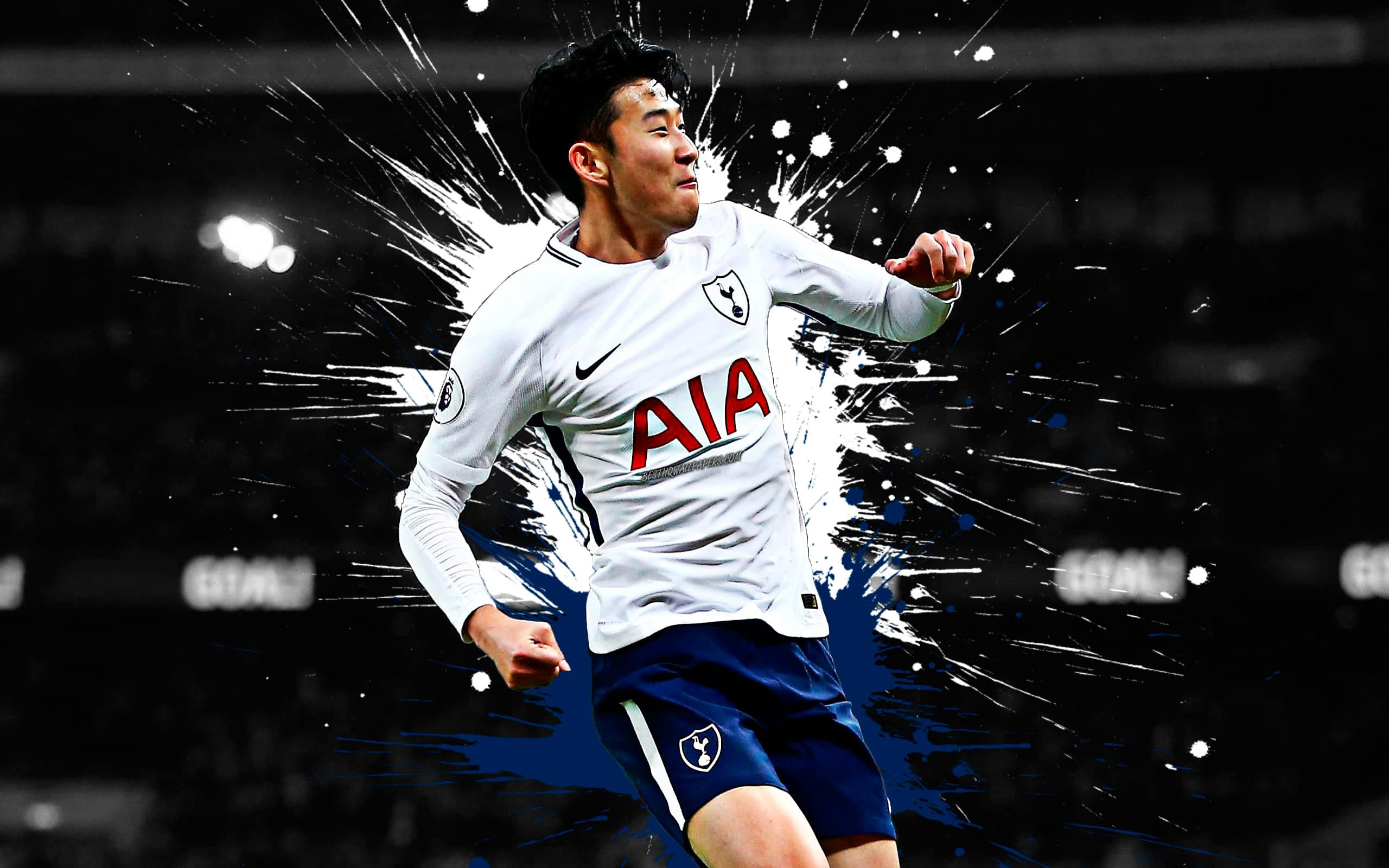 Son Heung-min Korea, South Professional Footballer