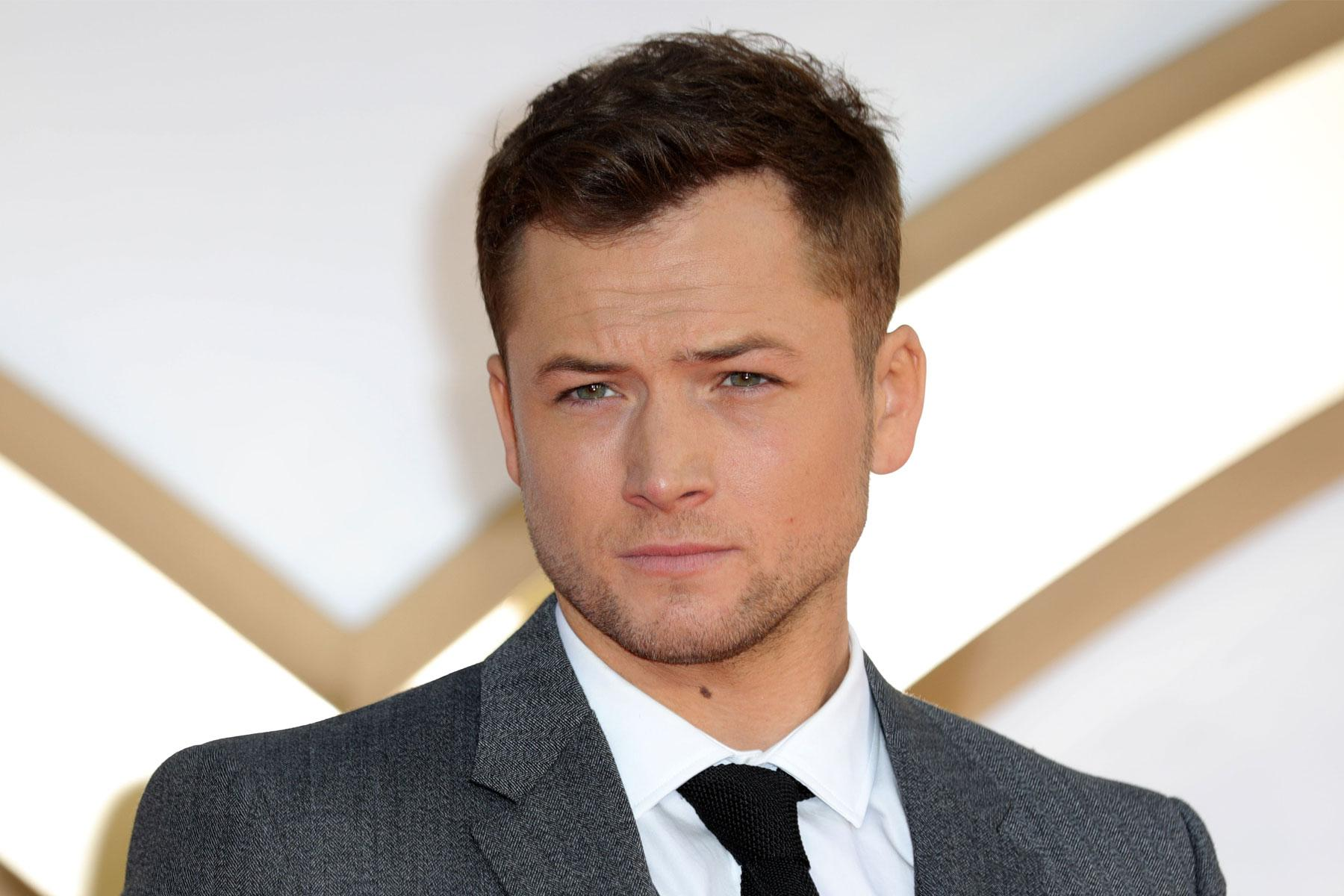 Taron Egerton British Actor
