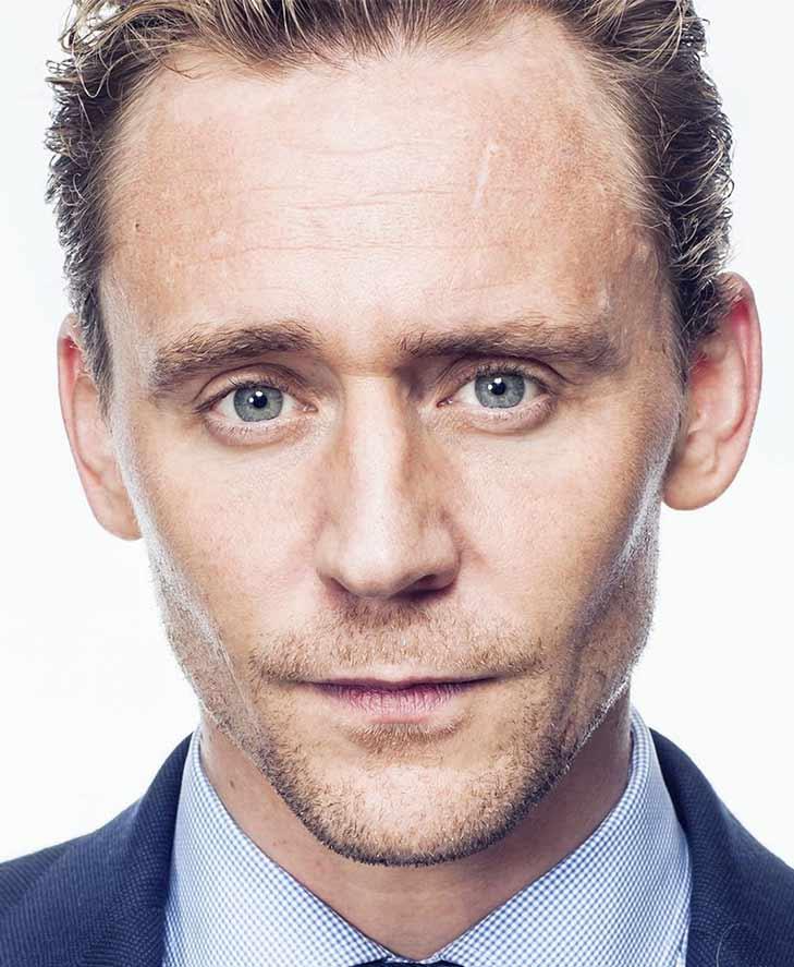 Tom Hiddleston British Actor