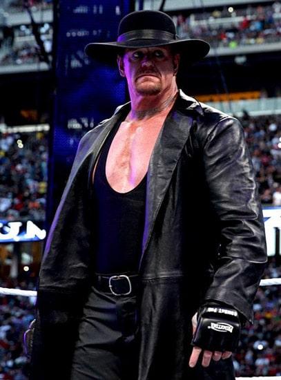 The Undertaker American Professional Wrestler