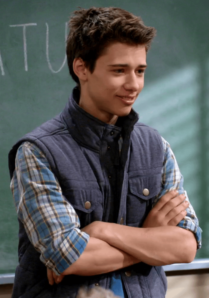 Uriah Shelton American Actor