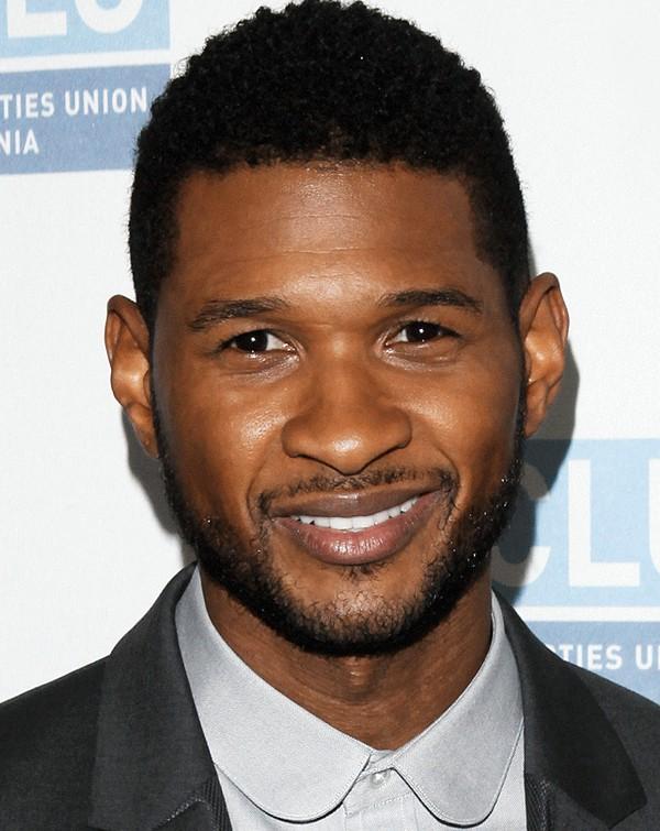 Usher American Singer