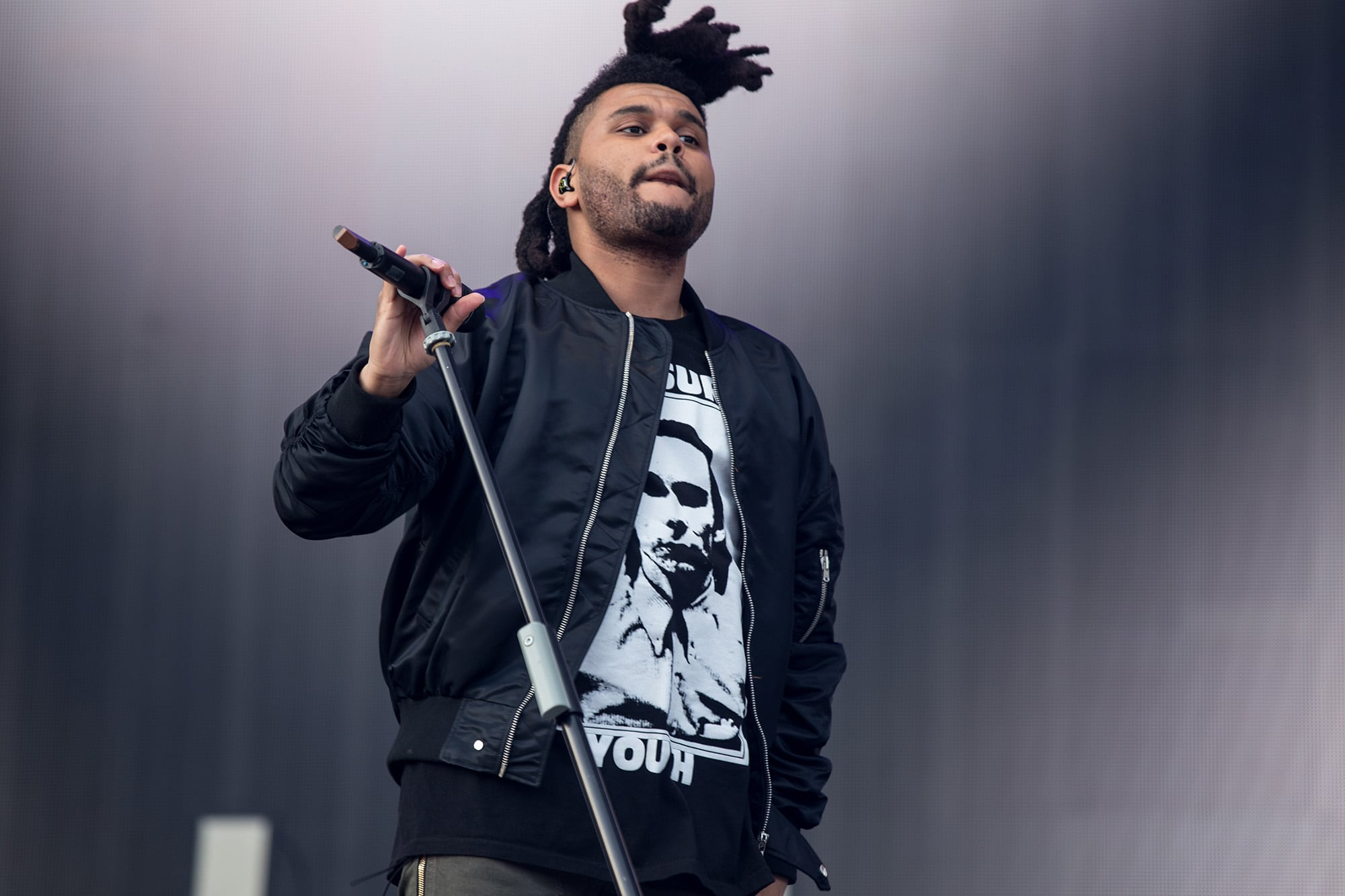 The Weeknd Canadian Singer